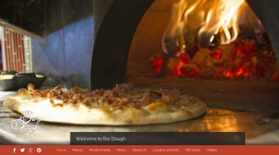 Bar Dough Website